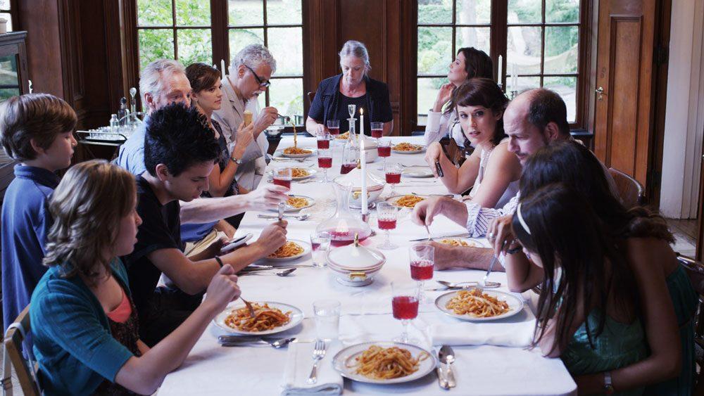INHERITANCE, ITALIAN STYLE (2016)